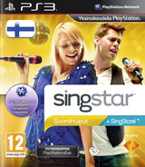 SingStar SuomiHuiput PS3 cover (BCES01735)