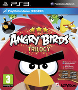 Angry Birds Trilogy PS3 cover (BLES15617)