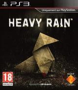 Heavy Rain pochette PS3 (BCES00458)