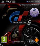 Gran Turismo 5 pochette PS3 (BCES00569)