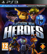 PlayStation Move Heroes pochette PS3 (BCES00956)