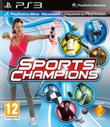 Sports Champions pochette PS3 (BCES01012)