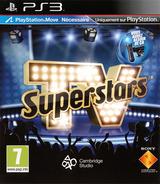 TV Superstars pochette PS3 (BCES01077)