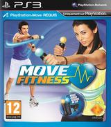 Move Fitness pochette PS3 (BCES01337)