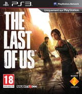 The Last of US pochette PS3 (BCES01584)