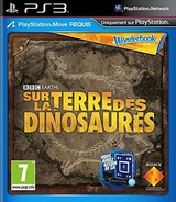 Wonderbook: Walking with Dinosaurs pochette PS3 (BCES01953)