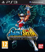 Saint Seiya: Sanctuary Battle pochette PS3 (BCES50000)