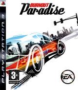 Burnout Paradise pochette PS3 (BLES00074)