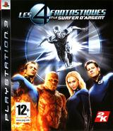 Les 4 Fantastiques et le Surfer d'Argent pochette PS3 (BLES00075)