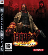 Hellboy: Science of Evil pochette PS3 (BLES00090)