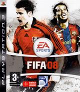 FIFA 08 pochette PS3 (BLES00133)