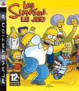 Les Simpson: Le Jeu pochette PS3 (BLES00142)