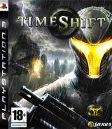 TimeShift pochette PS3 (BLES00159)