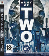 Army of Two pochette PS3 (BLES00168)