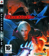 Devil May Cry 4 pochette PS3 (BLES00186)