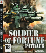 Soldier of Fortune: Payback pochette PS3 (BLES00189)
