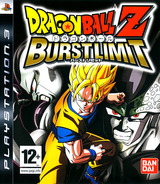 Dragon Ball Z: Burst Limit pochette PS3 (BLES00231)