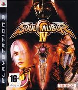 SoulCalibur IV pochette PS3 (BLES00296)