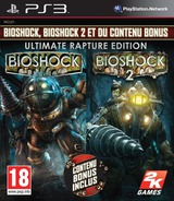 BioShock: Ultimate Rapture Edition pochette PS3 (BLES00316)