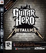 Guitar Hero: Metallica pochette PS3 (BLES00479)
