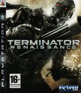 Terminator Renaissance pochette PS3 (BLES00537)