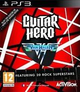 Guitar Hero: Van Halen pochette PS3 (BLES00578)