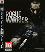 Rogue Warrior pochette PS3 (BLES00582)