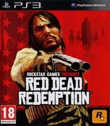 Red Dead Redemption pochette PS3 (BLES00680)