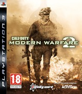 Call of Duty: Modern Warfare 2 pochette PS3 (BLES00683)