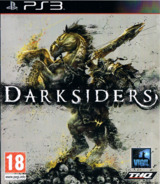 Darksiders pochette PS3 (BLES00705)