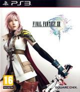 Final Fantasy XIII pochette PS3 (BLES00783)