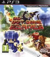 3D Dot Game Heroes pochette PS3 (BLES00875)