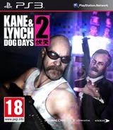 Kane & Lynch 2: Dog Days pochette PS3 (BLES00947)