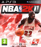 NBA 2K11 pochette PS3 (BLES01008)