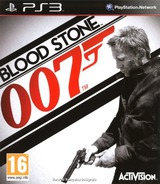 James Bond 007: Blood Stone pochette PS3 (BLES01017)