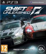 Shift 2: Unleashed pochette PS3 (BLES01066)