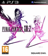 Final Fantasy XIII-2 pochette PS3 (BLES01269)