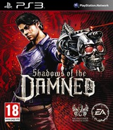 Shadows of the Damned pochette PS3 (BLES01276)