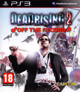 Dead Rising 2:Off The Record pochette PS3 (BLES01302)