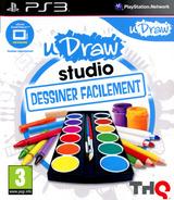 uDraw Studio:Dessiner Facilement pochette PS3 (BLES01391)