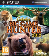 Cabela's Big Game Hunter 2012 pochette PS3 (BLES01411)