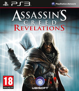 Assassin's Creed: Revelations pochette PS3 (BLES01467)