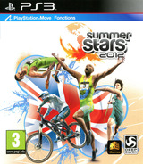 Summer Stars 2012 pochette PS3 (BLES01528)
