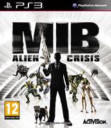 Men in Black: Alien Crisis pochette PS3 (BLES01549)