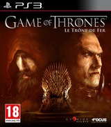 Game of Thrones pochette PS3 (BLES01580)