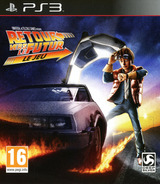 Back to the Future: The Game pochette PS3 (BLES01596)