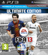 FIFA 13: Ultimate Edition pochette PS3 (BLES01676)