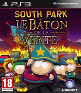 South Park: The Stick of Truth pochette PS3 (BLES01731)