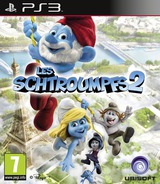 The Smurfs 2 pochette PS3 (BLES01797)