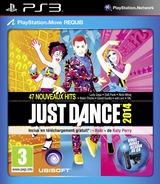 Just Dance 2014 pochette PS3 (BLES01955)